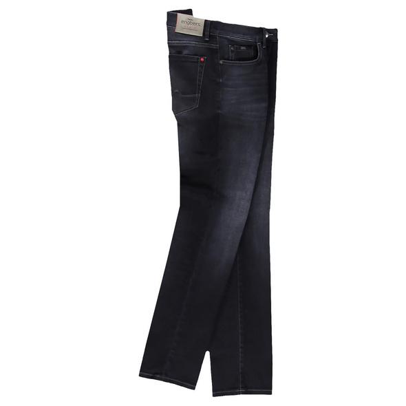 Elastische 5-Pocket Jeans