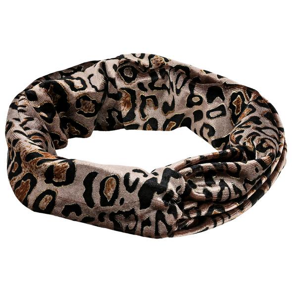 Stirnband - Leopard Lady