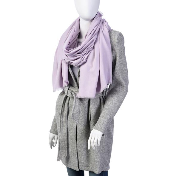 Schal - Soft Lilac