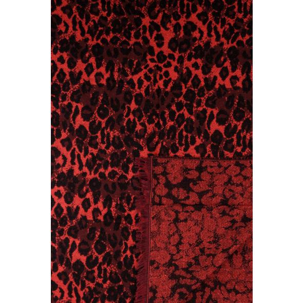 Schal - Red Leopard