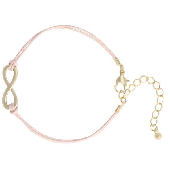 Armband - Rosé Infinity