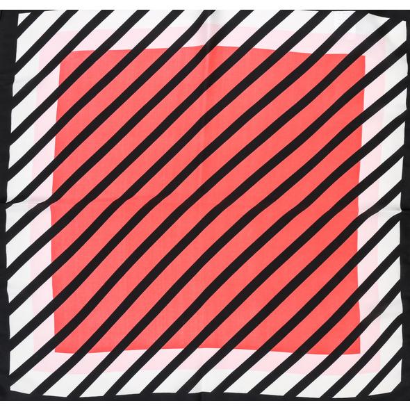 Bandana - Red Stripes