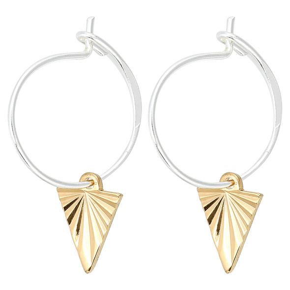 Creolen - Triangle Shine