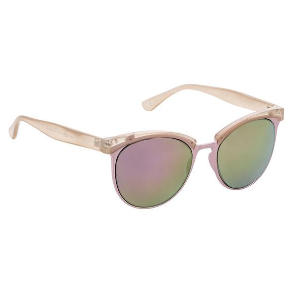 Sonnebrille - Metallic Pink
