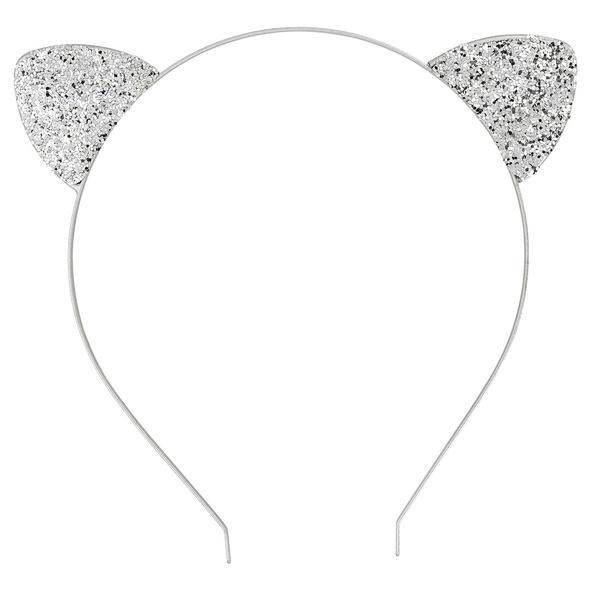 Haarreif - Silver Ears