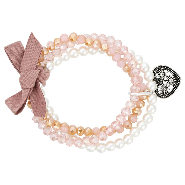 Armband-Set - October Hearts