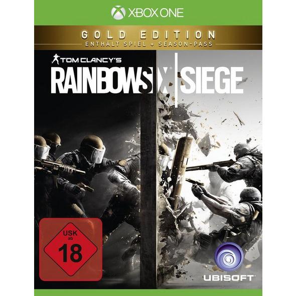 Rainbow Six Siege: Gold Edition