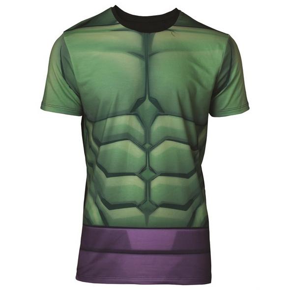 Marvel Hulk - T-Shirt (Größe M)