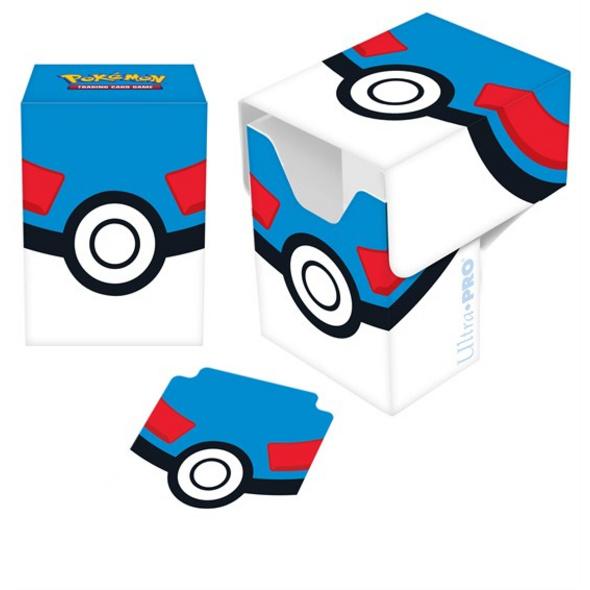 Pokémon Sammelkartenspiel: Super-Ball Deck Box