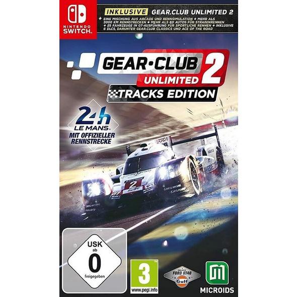 Gear Club Unlimited 2 Tracks Edition