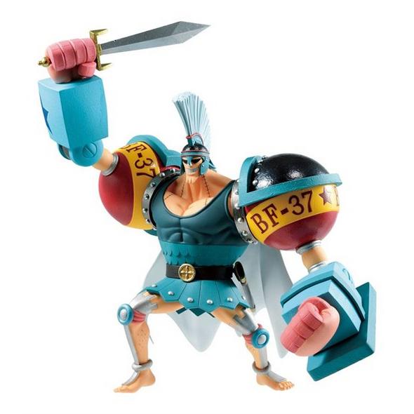 One Piece - Statue Franky