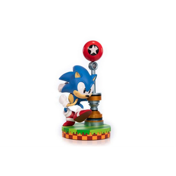 Sonic - Statue Sonic the Hedgehog