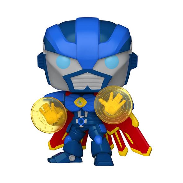 Marvel Avengers - POP!-Vinyl Figur Dr. Strange (Mech Series)