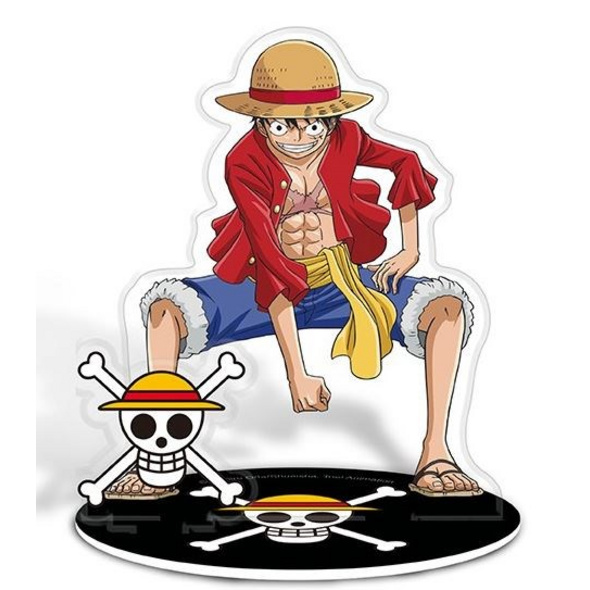 One Piece - Acrylaufsteller Monkey D. Ruffy