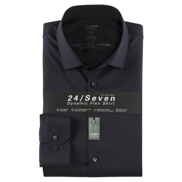 OLYMP No. Six 24/Seven Hemd, super slim
