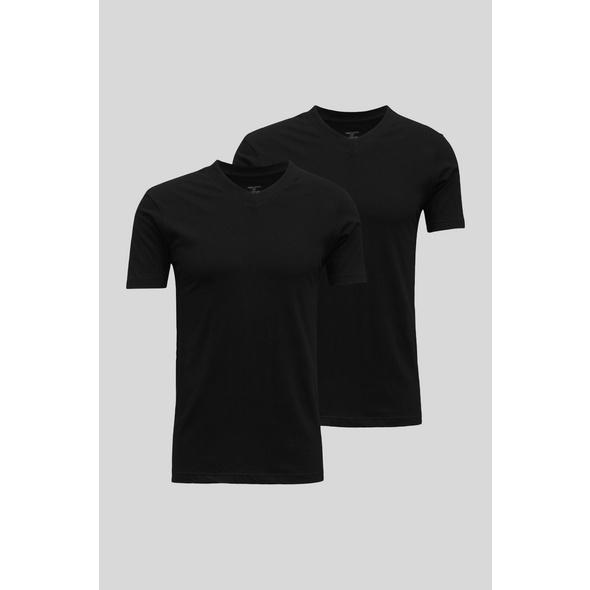 Unterhemd - Bio-Baumwolle - 2er Pack