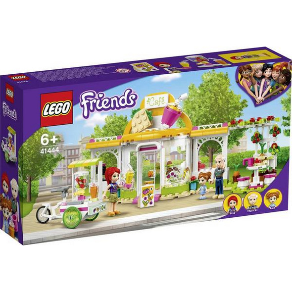 41444 LEGO® FRIENDS Heartlake City Bio-Café