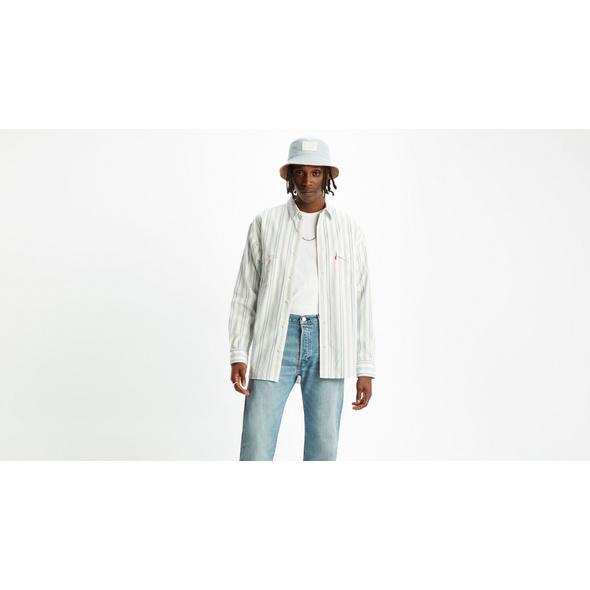 Oversize Barstow Western Shirt