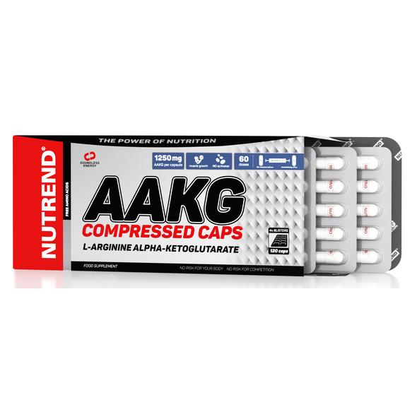 Nutrend AAKG Compress 120 Kapseln