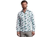 Langarmhemd mit modischem All-Over Druck