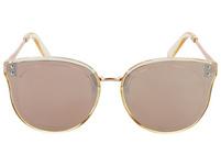 Sonnenbrille - Flat Rosé