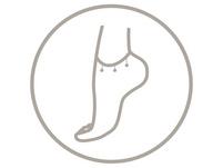 Fußkettchen - Pure Silver