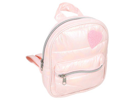 Kinder Rucksack - Heart in Rose