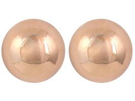 Ohrringe - Rosé Pearl