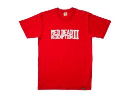Red Dead Redemption II - T-Shirt Logo (Größe S)