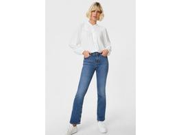 Bootcut Jeans - recycelt