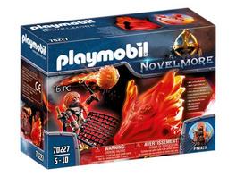 PLAYMOBIL® 70227 Novelmore Feuergeist und die Hüterin des Feuers