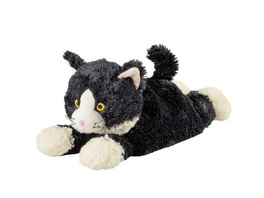 Wärmestofftier Warmies® Katze liegend