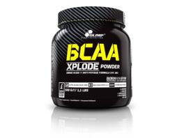 Olimp Sport Nutrition BCAA X-Plode 500g Dose-Citrus