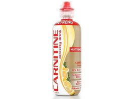 Nutrend Carnitin Activity Drink mit Koffein 500 ml-Red Orange