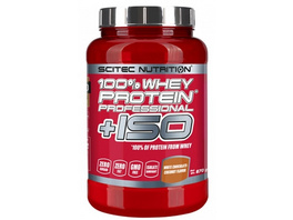 Scitec Nutrition 100% Whey Protein Professional + ISO 2280g-Mandel Kokos