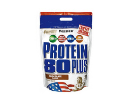 Weider Protein 80 Plus 2000g-Chocolate